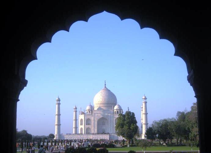 Интересные места Азии Индия 3