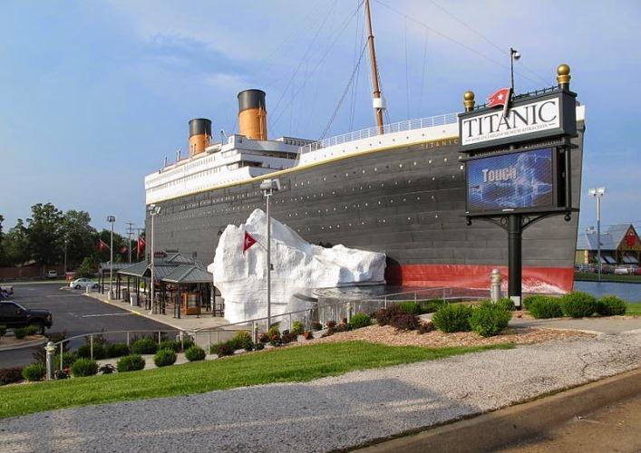 Музей Титаника 3