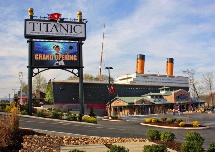 Музей Титаника 5