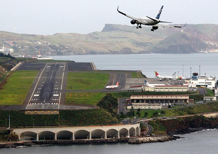 Аэропорт Мадейры 2
