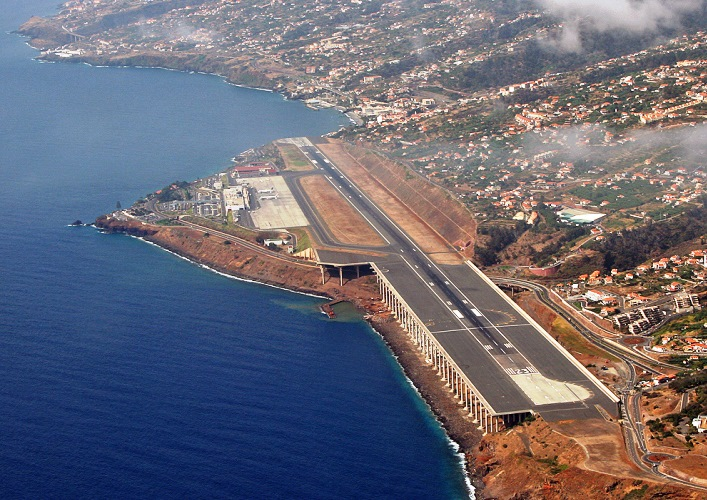 Аэропорт Мадейры 4