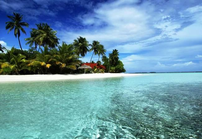 Отдых в Азии  Мальдивы 2