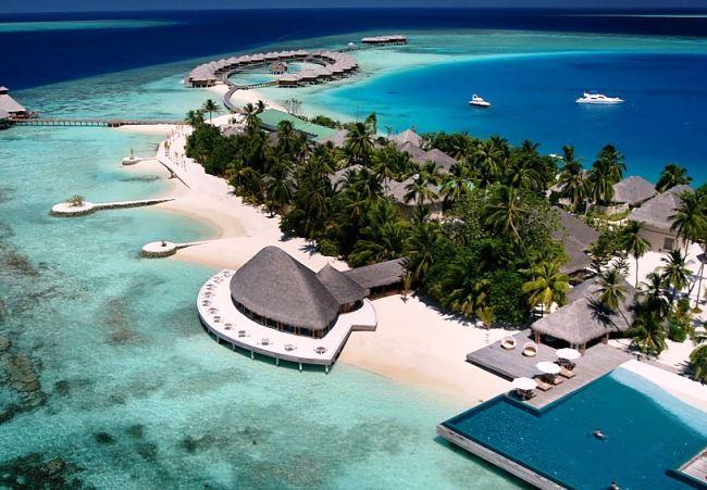 Отдых в Азии  Мальдивы 3