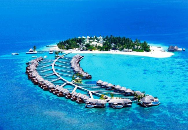 Отдых в Азии  Мальдивы 4