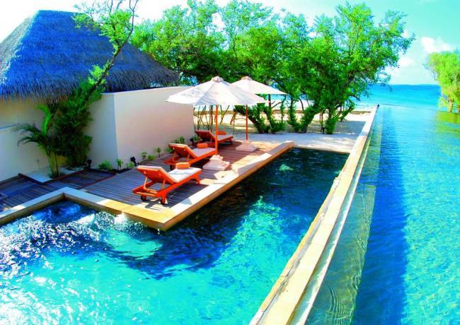 Отдых в Азии  Мальдивы 5
