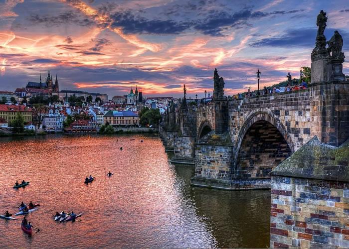 Путешествие по красивой Европе 2