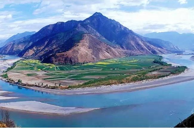 Янцзы – это самая длинная река в китае