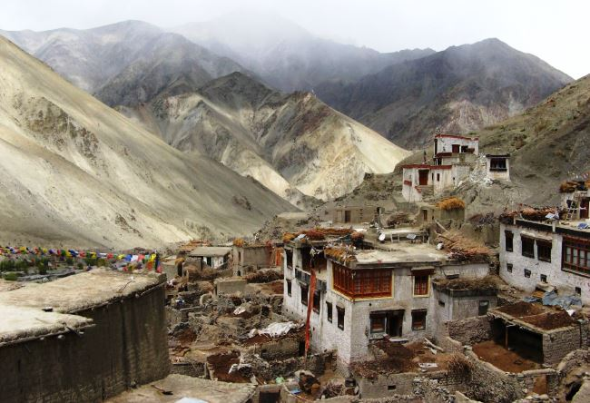 Ladakh is the highest point in India 4