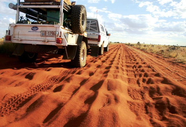 Canning Stock Route is the most deserted road in the world 4
