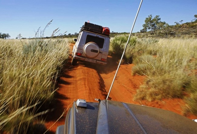 Canning Stock Route is the most deserted road in the world 5