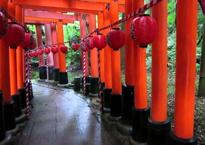 Путешествие в Японию храмы Киото 3