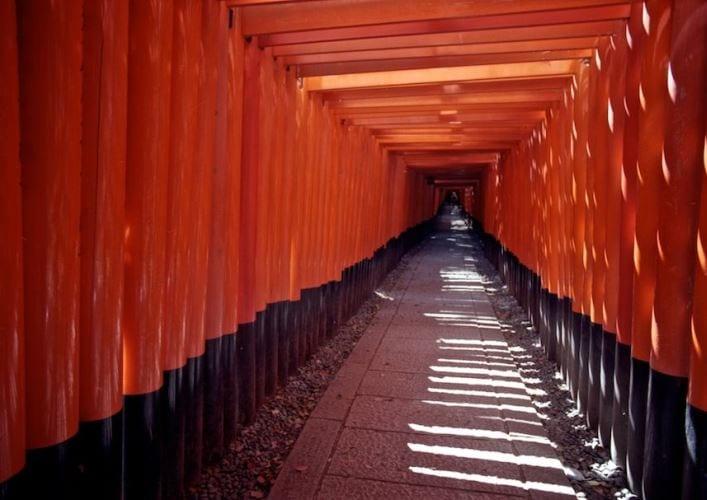 Путешествие в Японию храмы Киото 4