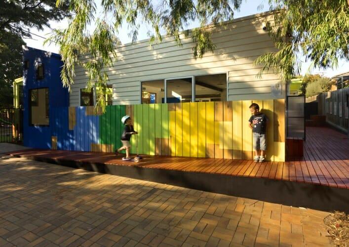Детский сад Мельбурна 4