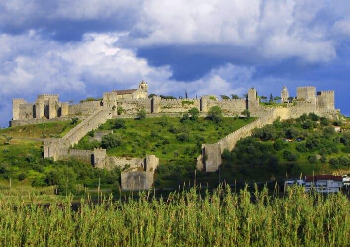 Замок Монтемор 4