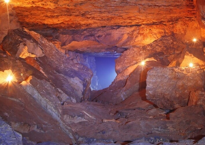 Пещеры Сьяны 2
