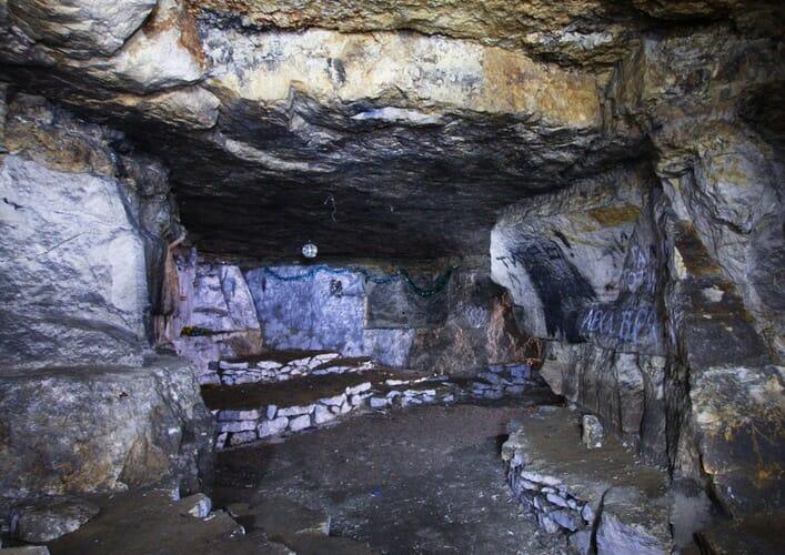 Пещеры Сьяны 3
