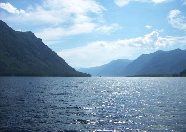 Телецкое озеро 5