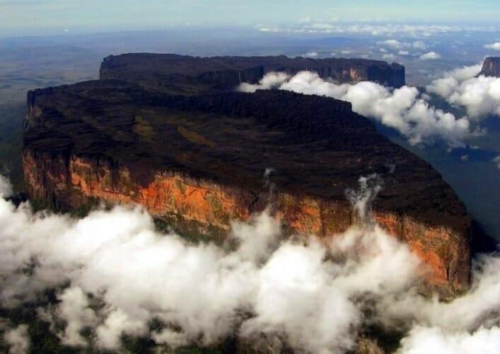 Тепуи. Национальный парк Канайма в Венесуэле 4