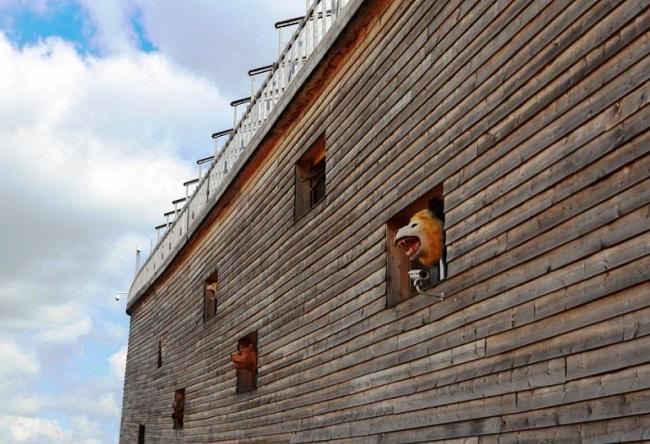 Noahs Ark in the Netherlands 4
