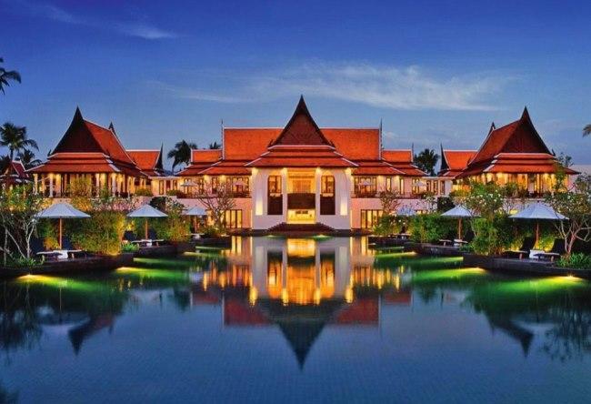 Таиланд Топ-10 SPA отелей 10
