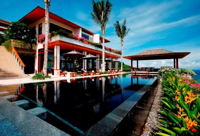 Таиланд Топ-10 SPA отелей 4