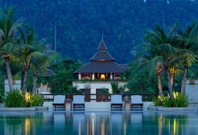 Таиланд Топ-10 SPA отелей 7