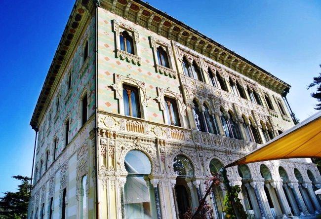 Топ-10 отелей в замках в Италии 7