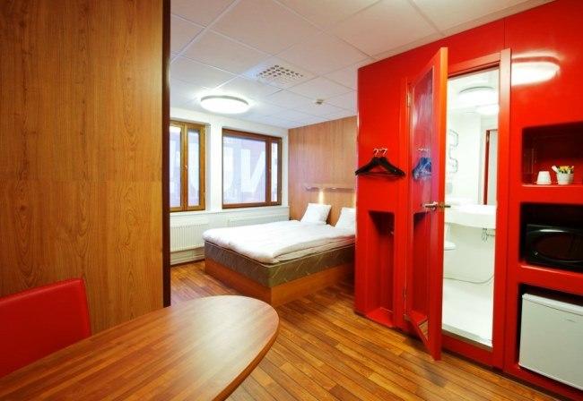 Топ-10 необычных отелей по версии RegHotel 1