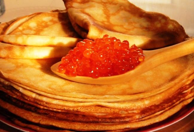 Maslenitsa a week before Lent cheese 3