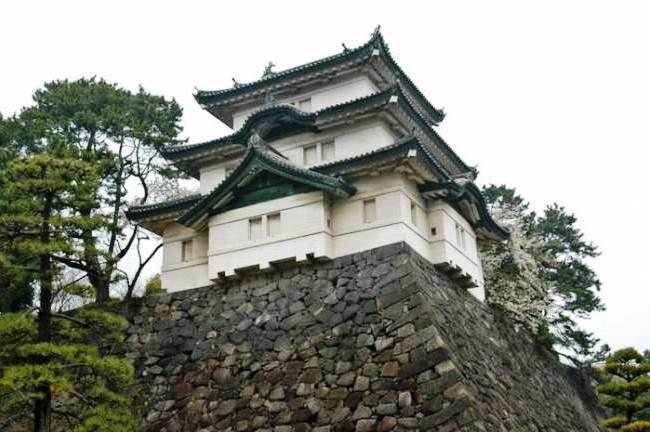 Величие замка Эдо