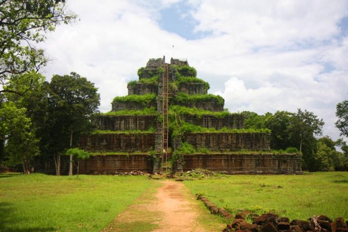 Интересные места Азии или столица Кхмерской империи 3