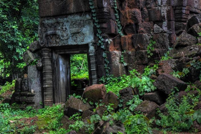 Интересные места Азии или столица Кхмерской империи 5