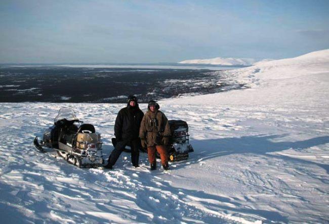Зимние туры на камчатку 3