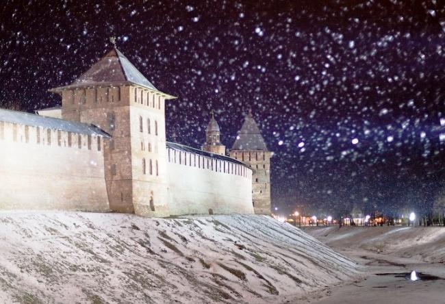 Зимний отдых в России 2