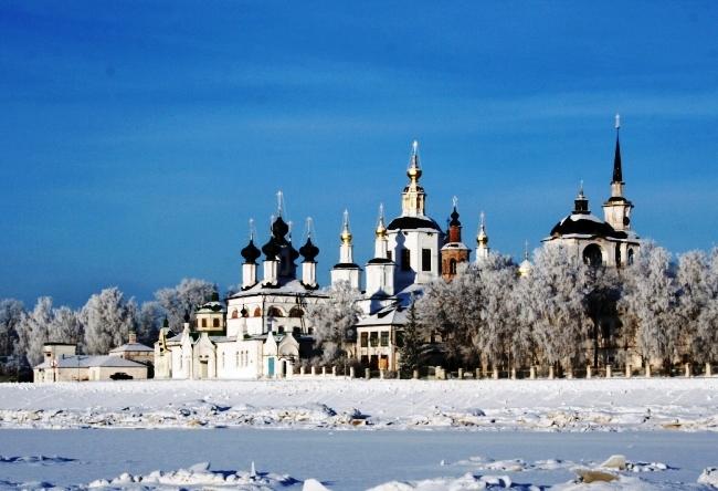 Зимний отдых в России 3