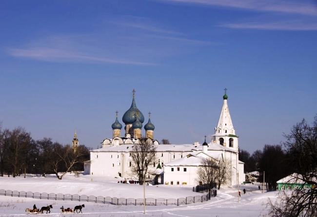 Зимний отдых в России 5