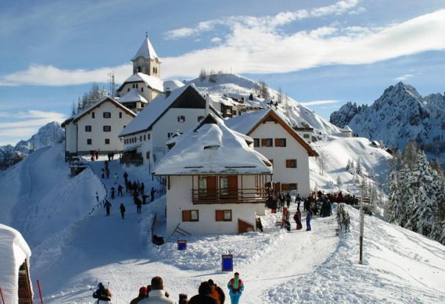 Лучшие горнолыжные курорты или отдых в Италии зимой 2