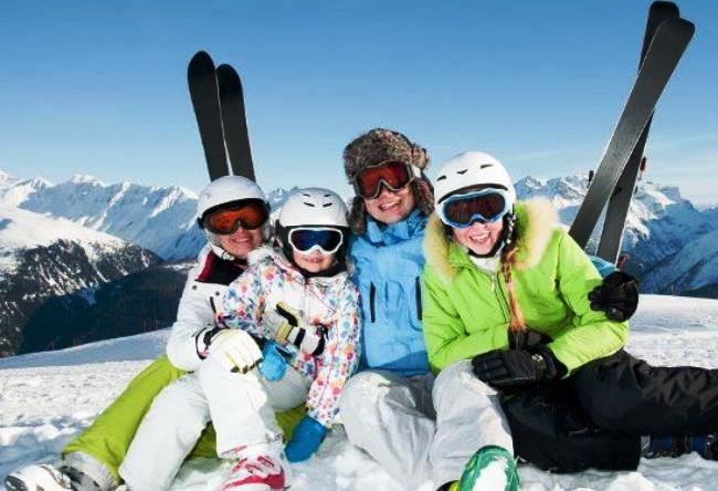 Лучшие горнолыжные курорты или отдых в Италии зимой 3