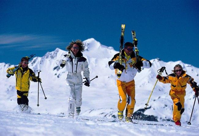 Лучшие горнолыжные курорты или отдых в Италии зимой 4