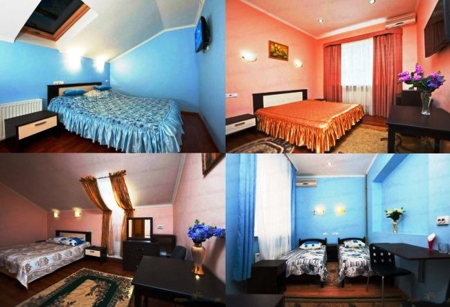 Мини-отель Натали  тихий уголок Краснодара 3