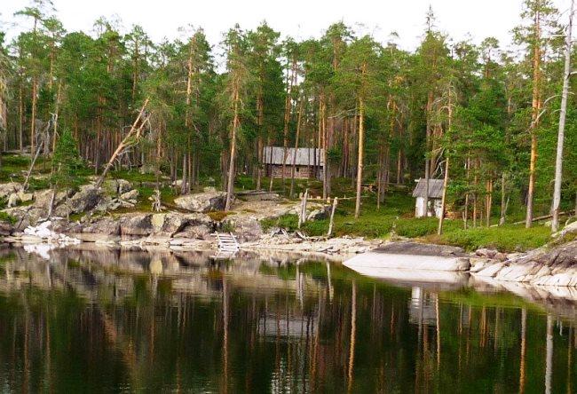 Отдых в Карелии Медвежьегорск 3