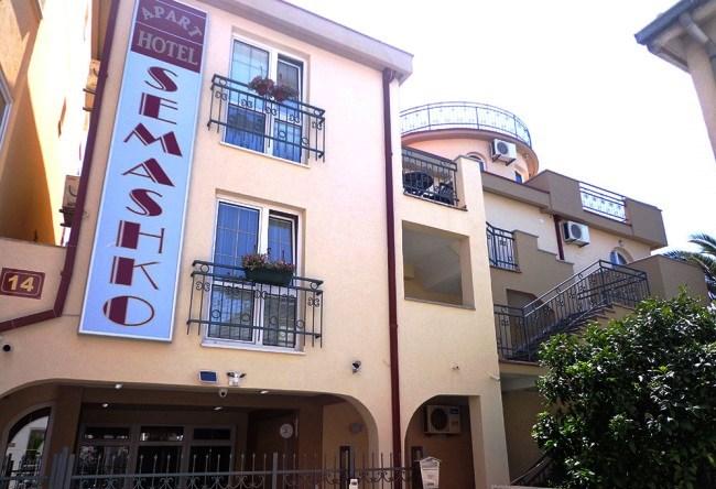 Приятный отдых в апарт-отеле Семашко 4