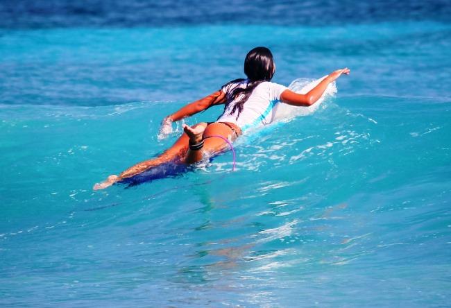 Рай для дайвинга и серфинга  Доминикана 5