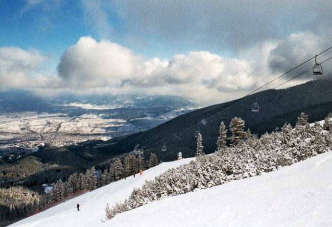 Рождественская сказка лыжных курортов Болгарии 2