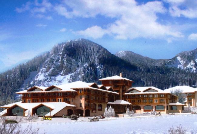 Рождественская сказка лыжных курортов Болгарии 4