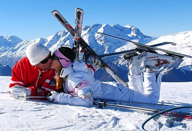 Рождественская сказка лыжных курортов Болгарии 5