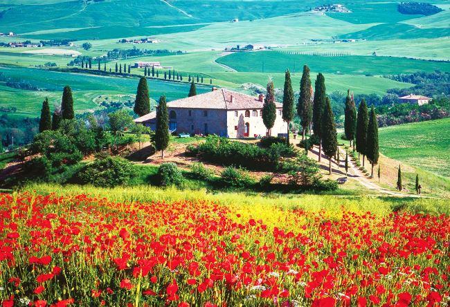 Такой разный отдых в Италии 2