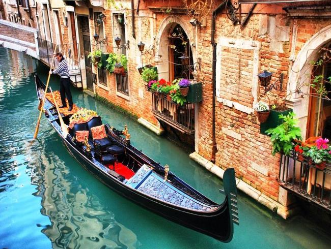 Такой разный отдых в Италии 3