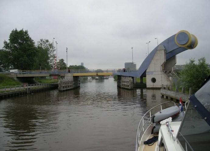 Достопримечательности Европы разводные мосты 6