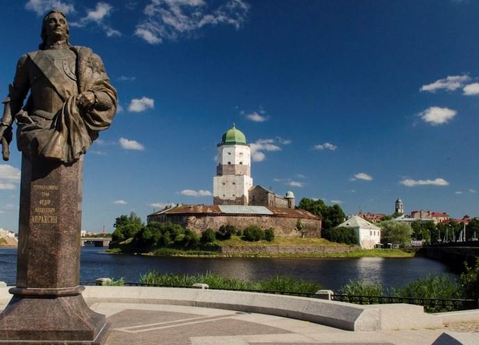 Интересные места Европы Выборгский замок 5